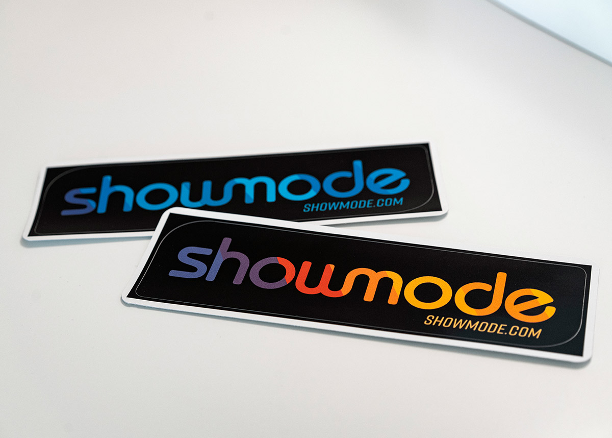 Showmode Decals