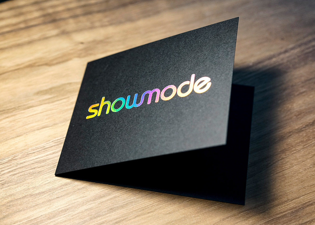 Showmode Notecard