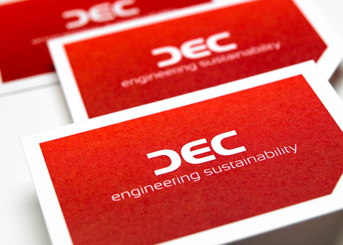 DEC Rebranding