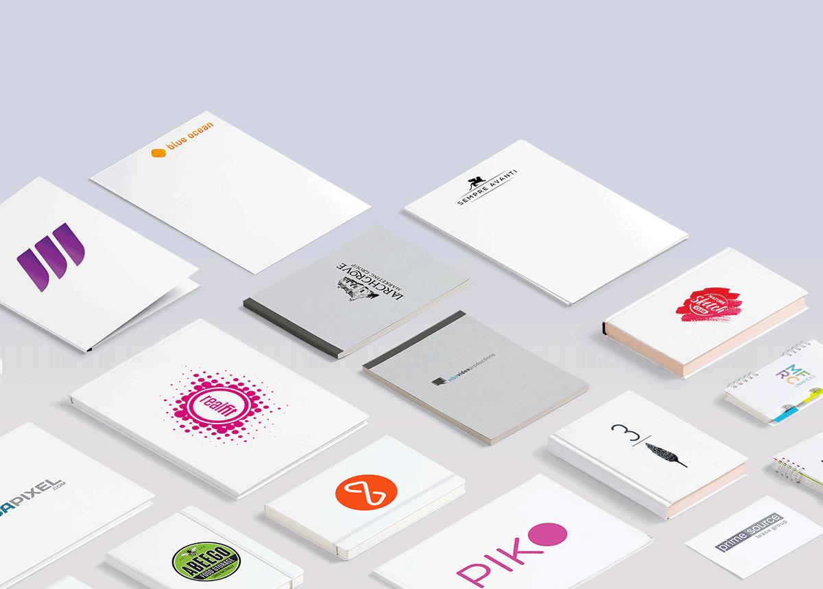 Brand Identity Gallery